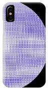 Screen Orb-08 IPhone Case