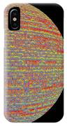 Screen Orb-28 IPhone Case