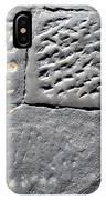 Screwed Between Stones Of Firenze IPhone Case