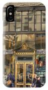 Scribner's Sons Building IPhone Case