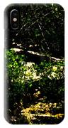 Scrubland Texas IPhone Case