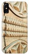Sculpted Wooden Door IPhone Case