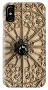 Sculptured Ceiling 1 IPhone Case