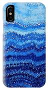 Sea And Sky Original Painting IPhone Case