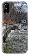 Sea Cliff Walk IPhone Case