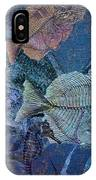 Sea Fossil World IPhone Case