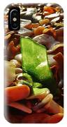 Sea Glass And Shells 16 10/2 IPhone Case
