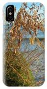 Sea Oats 1 IPhone Case