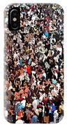Sea Of People IPhone Case