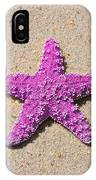 Sea Star - Pink IPhone Case