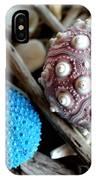 Sea Urchin Duo IPhone Case