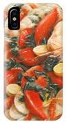 Seafood Extravaganza IPhone Case