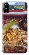 Seafood Restaurant IPhone Case