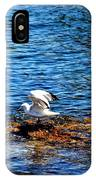 Seagull Wings Lifted IPhone Case