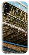 Seahawks Stadium 3 IPhone Case
