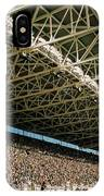 Seahawks Stadium 4 IPhone Case