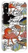 Sealife Dreamland IIi IPhone Case