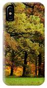 Searching For Maple Magic IPhone Case