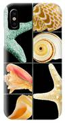 Seashell Collection IPhone Case