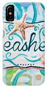 Seashells IIi IPhone Case
