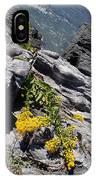 Seaside Goldenrod 1 IPhone Case