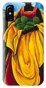 Season Avocado IPhone Case