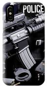 Seattle Police IPhone Case