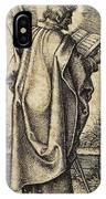 Sebald Beham German, 1500 - 1550, Jacobus The Younger IPhone Case