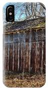 Secluded Barn Series IPhone Case