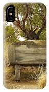 Secluded Bench IPhone Case