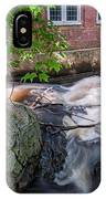Secluded Falls #2 IPhone Case
