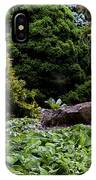 Secluded Garden IPhone Case