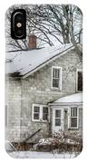 Secluded Old House IPhone Case