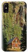 Secluded Tranquility IPhone Case