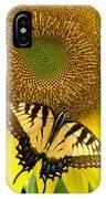 Secret Lives Of Sunflowers IPhone Case