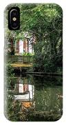 Secret Retreat - River Reflections IPhone Case