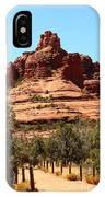 Sedona Bell Rock IPhone Case