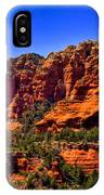 Sedona Rock Formations IIi IPhone Case