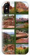 Sedona Spring Collage IPhone Case