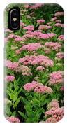 Sedum Garden IPhone Case