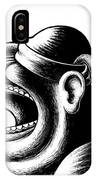 See No Evil Speak No Evil IPhone X Case
