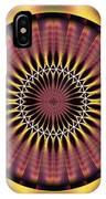 Seed Of Life Kaleidoscope IPhone Case