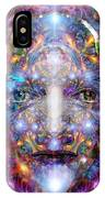 Seeing In A Sacred Manner IPhone Case