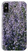 Seeing Lavender IPhone Case