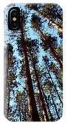 Seeing The Forest Through The Trees IPhone Case