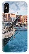 Sekalla Marina Egypt IPhone Case