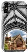 selective colors Princeton University IPhone Case
