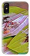 Selling Betel Nut For Chewing In Tachilek-burma IPhone Case