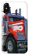 Semi Trucks Catr3120-13 IPhone Case