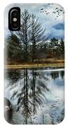 Seney And The Rowboat IPhone Case